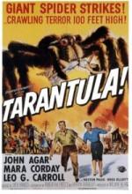 Tarantula (1955) afişi