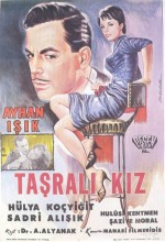 Taşralı Kız (1964) afişi