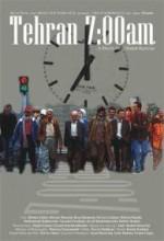 Tehran 7:00 A.m. (2003) afişi