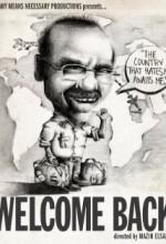 Tekrar Hoşgeldiniz (2011) afişi