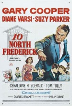 Ten North Frederick (1958) afişi