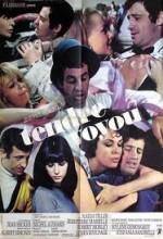 Tendre Voyou (1966) afişi