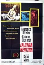 Term Of Trial (1962) afişi