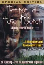 Terror At Tate Manor (2002) afişi