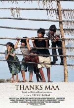 Thanks Maa (2009) afişi