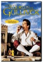 The 3 Worlds Of Gulliver (1960) afişi