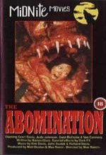 The Abomination (1986) afişi