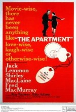 The Apartment (1960) afişi