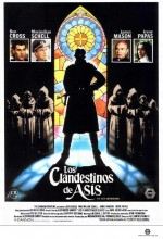 The Assisi Underground (1985) afişi