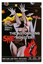 The Astoundıng She Monster