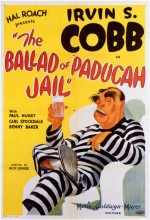 The Ballad Of Paducah Jail (1934) afişi