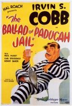 The Ballad Of Paducah Jail (1934) afişi