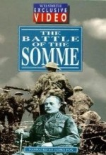 The Battle Of The Somme  afişi