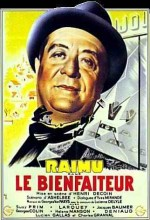 The Benefactor (1942) afişi