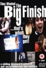 The Big Finish (2000) afişi