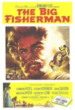 The Big Fisherman (1959) afişi