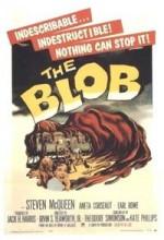 The Blob (1958) afişi