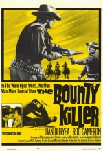 The Bounty Killer (1965) afişi