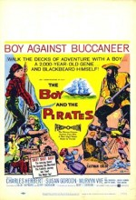 The Boy And The Pirates (1960) afişi