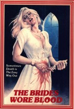 The Brides Wore Blood (1972) afişi