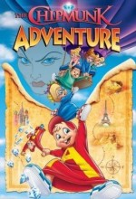 The Chipmunk Adventure (1987) afişi