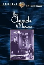 The Church Mouse (1934) afişi