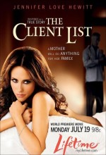 The Client List (2010) afişi