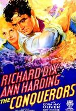 The Conquerors(ı) (1932) afişi