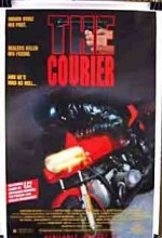 The Courier (1988) afişi