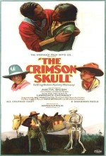 The Crimson Skull (1922) afişi