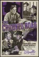 The Crooked Road (ı) (1940) afişi