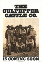 The Culpepper Cattle Co. (1972) afişi
