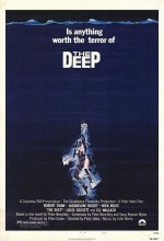 The Deep (1977) afişi