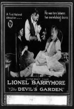 The Devil's Garden (1920) afişi