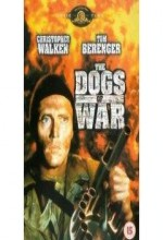 The Dogs Of War (1980) afişi