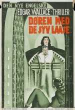 The Door With Seven Locks (1940) afişi