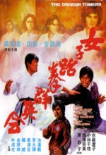 The Dragon Tamers (1975) afişi