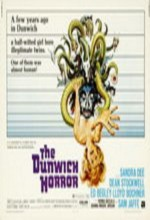 The Dunwich Horror (1970) afişi
