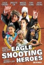 The Eagle Shooting Heroes (1993) afişi