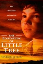The Education Of Little Tree (1997) afişi
