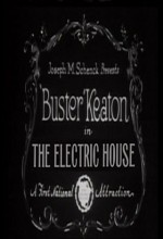 The Electric House (1922) afişi