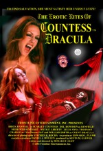 The Erotic Rites Of Countess Dracula (2001) afişi