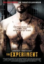 The Experiment (2010) afişi