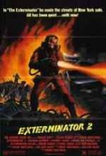 The Exterminator 2 (1984) afişi
