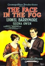 The Face In The Fog (1922) afişi