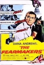 The Fearmakers (1958) afişi