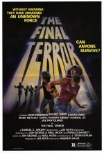 The Final Terror (1983) afişi
