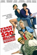 The First $20 Million ıs Always The Hardest (2002) afişi