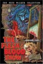 The Flesh And Blood Show (1972) afişi