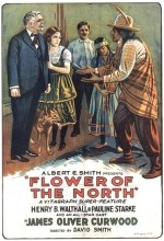 The Flower Of The North (1921) afişi